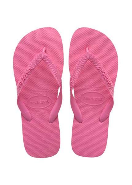 Havaianas top shocking pink